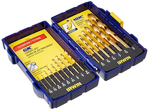 Tin Drill Set - 6