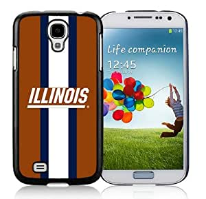 Illinois Fighting Illini 2014 Fashion Samsung Galaxy S4 9500 Phone Case 43205