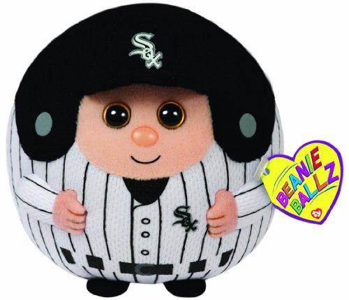 - Ty Beanie Ballz MLB Chicago White Sox Plush
