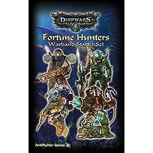 DeepWars Fortune Hunters Starter Pack DW1015