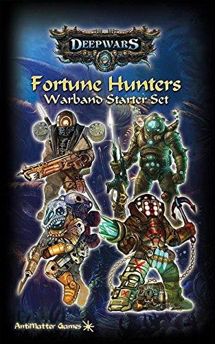 DeepWars Fortune Hunters Starter Pack DW1015 3