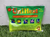 1 PCS x 72 Hour UniHeat Heat Pack For Shipping-Fish-Reptile-Insect-Live-Food-Plants