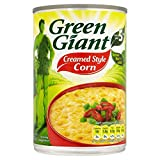 Green Giant Creamed Style Corn (418g) - Pack of 6