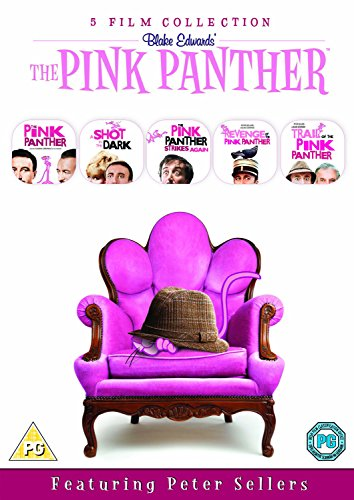 The Pink Panther Film Collection by