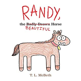 Book Cover: Randy, the Badly Drawn Horse