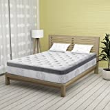 PrimaSleep 13 Inch Hybrid Comfort Box Top Spring Mattress, Full