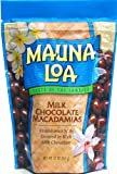 Mauna Loa Milk Chocolate Macadamias, 11-Ounce Bag (Pack of 6)