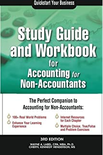 Accounting for non accountants the fast and easy way to learn the study guide and workbook for accounting for non accountants quick start your business fandeluxe