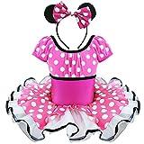 Best  - iiniim Girls Polka Dots Party Tutu Dress Review