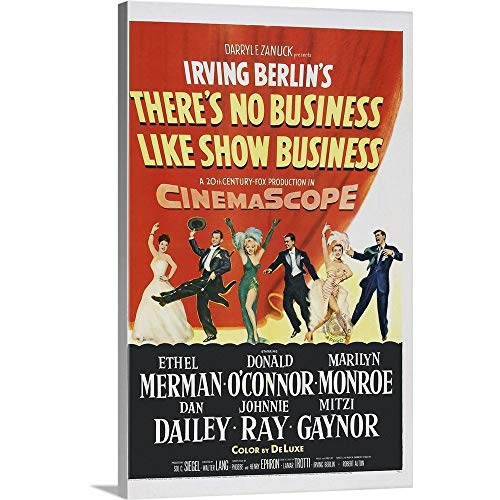 There's No Business Like Show Business, E. Merman, D. O'Connor, 1954