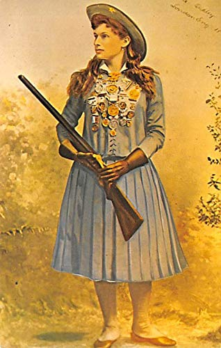 (World Famous Annie Oakley Unused)