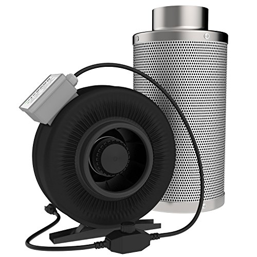 VIVOSUN-Inline-Duct-Fan-and-Carbon-Filter-Odor-Control-with-Australia-Virgin-Charcoal