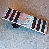 Zeekio Wild Style Rolla Bolla Balance Board - 26'' Juggling Prop