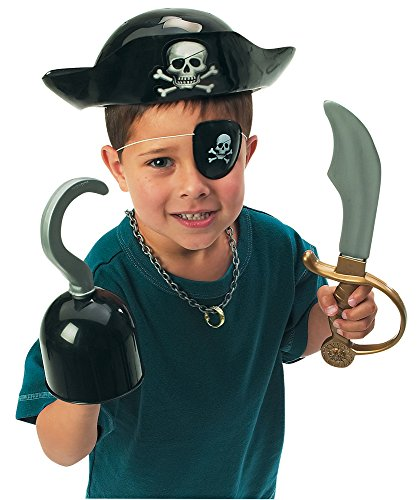 Small World Toys Ryan's Room - All Decked Out Pirate Play Set - coolthings.us