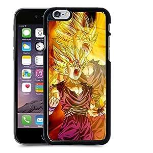 "Imaginative Designs Dragon Ball Z GT AF Son Gohan Super Saiyan Son Gohan Protective Snap-on Hard Back Case Cover for Apple Iphone 6 4.7"" by ruishername"