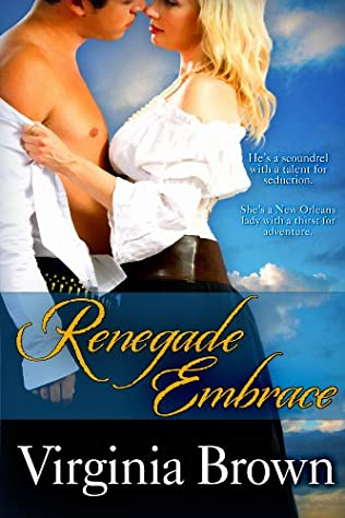 book cover of Renegade Embrace