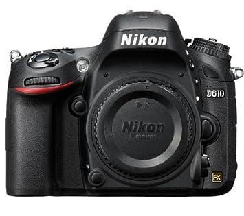 NIKON D610 sólo cuerpo - Cámara de fotos digital + Trípode ligero ...