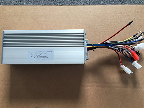 NBPower 72V 3000W Brushless DC Sine Wave Ebike Controller Brushless Motor,Electric Bike Controller.