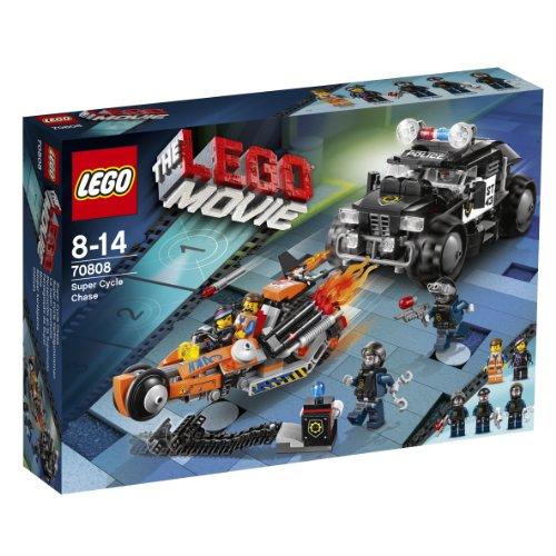 レゴ ムービー スーパーサイクルチェイス 70808