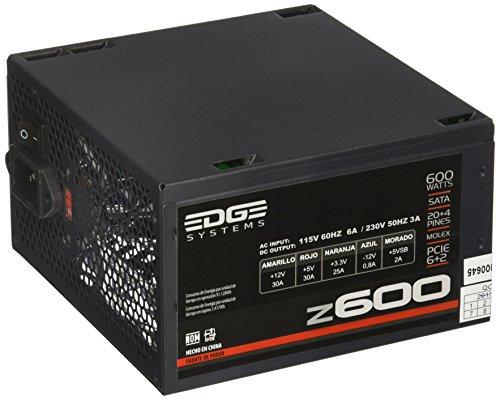 ACTECK Z600 Fuente de Poder