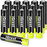 iGrest AAA Rechargeable Batteries 1100mah Ni-MH Battery (16 pack)