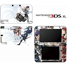Fire Emblem Awakening Radiant Dawn Decorative Video Game Decal Skin Sticker Cover for Nintendo 3DS XL
