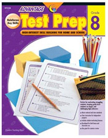 Creative Teaching Press - Advantage Test Prep Activity Book - Grade - Creative Teaching Advantage
