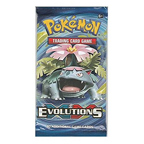 Evolutions Booster Pack Sealed English product image