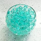 BSI 1/4 Pound 4oz approx. 6000pcs Bag of Water Beads ~ Turquoise