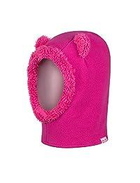 Cheeky Monkies Playful Fleece Thermal Balaclava Pink Kids Ages 1 - 6