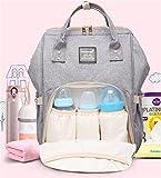 Quanjie Diaper Bag Multifunction Women Backpack