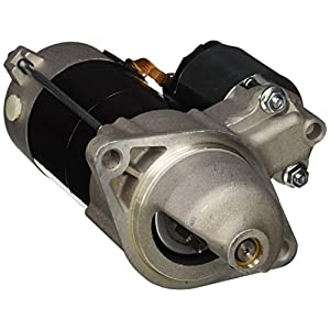 DB Electrical SND0476 New Starter For Kubota Mower Turf ZD25 ZD28 05-Bk/Kubota D1105 25HP Diesel/1G069-63010, 1G069-63011, 1G069-63012, 77700-02596