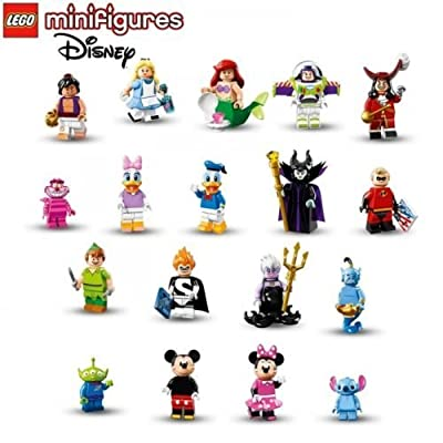 LEGO DISNEY MINIFIGURE​​S SERIES 71012 Complete Set of 18 **IN HAND US SELLER**: Toys & Games