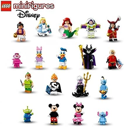 LEGO DISNEY 71024 /& 71012 SERIES 1 /& 2**IN HAND NOW** NEW CHOOSE YOUR FIGURE