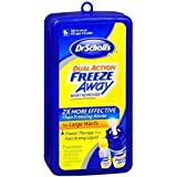 Dr. Scholl's Dual Action Freeze Away Wart Remover 1 kit