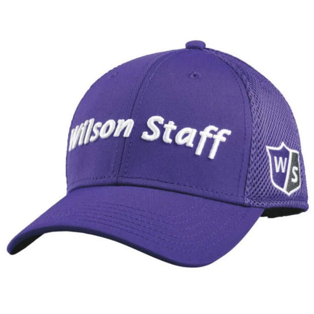 Wilson Staff Tour Gorra de Malla (, Morado, Talla única: Amazon.es ...