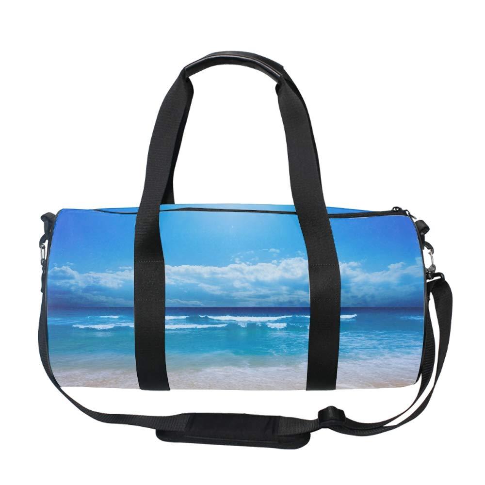 Womens Weekender Duffel Bag Beach Sunrise Nature