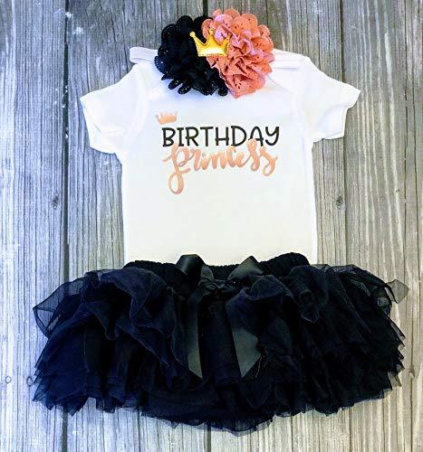 babys first birthday Birthday princess shirt 1st birthday girls first birthday shirt first birthday top first birthday baby girl bodysuit 1st bday birthday outfit Birthday Princess