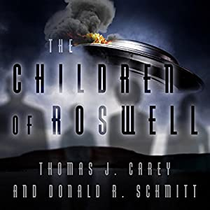 The Children of Roswell Audiobook