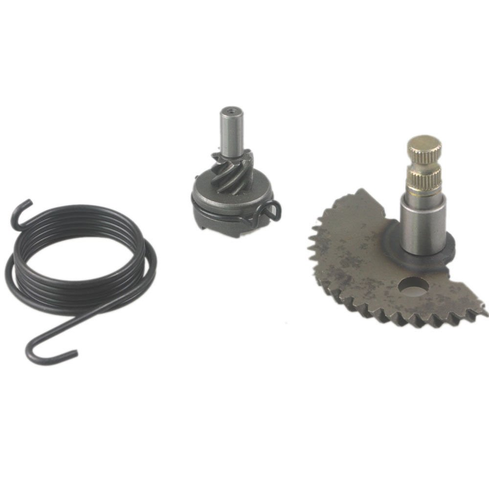 Wingsmoto Kick Start Kit Gear Shaft Spring IDLE GY6 50cc 139QMB Scooter ATV Motors