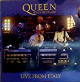 Queen + Paul Rodgers Live From Italy