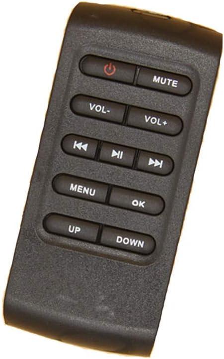 Calvas New remote control Suitable for Memorex Audio system controller MODEL-MA5004BK