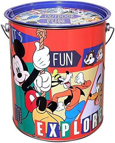 フルタ ミッキー&フレンズ デザインペール缶 1個