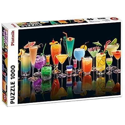 Piatnik 5356 Cocktails Puzzle 1000 Pezzi