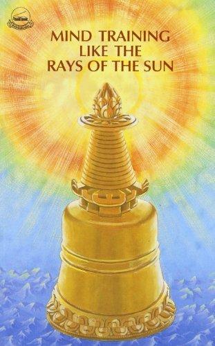 Mind Training Like the Rays of the Sun by Nam-Kha Pel - Ray Nam