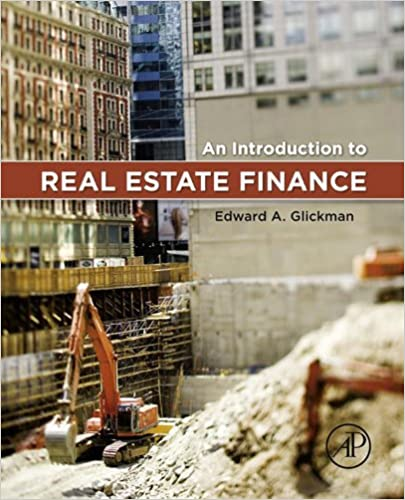 Amazon com: An Introduction to Real Estate Finance eBook