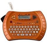 Brother PT-70 Personal Handheld Labeler with special time & date function