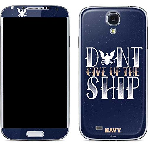 (US Navy Galaxy S4 Skin - Dont Give Up The Ship Vinyl Decal Skin For Your Galaxy S4)