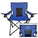 Seton Hall Deluxe Royal Captains Chair 'Official Logo'