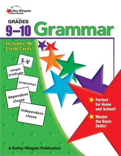 Amazon.com: Grammar Grades 9 and 10 (9780887245015): Dr. Vicki ...